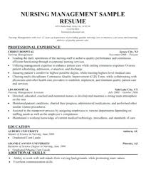Nurse Manager Resume Magnificent Nurse Supervisor Resume The Best Of Magic Manager Nursing Manager