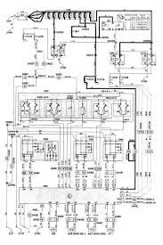 volvo c70 (1998 2004) wiring diagrams power windows