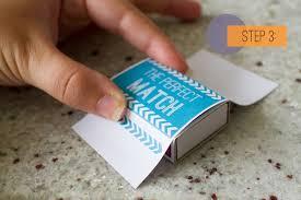 matchbox favor diy 3