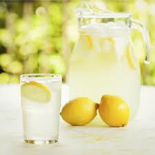 Afvallen met citroen