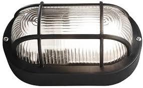 Bolcom Bullseye Lamp Zwart E27 Bulleye Waterdicht Ook Voor