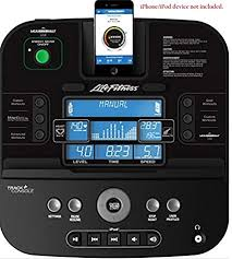 life fitness track track display console for f3 t3 treadmill
