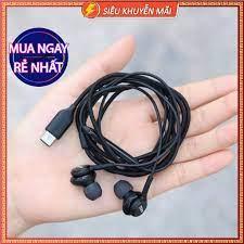 Tai nghe AKG Note 10 Note 20 S20 chân Type (Phù hợp nhiều dòng điện thoại  type c) - Tai nghe có dây nhét tai Nhãn hàng Samsung