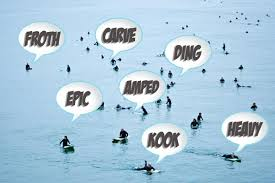 surfing terms