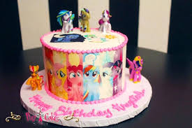 my little pony birthday cakes cake ideas images design