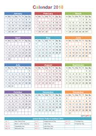 yearly printable calendar 2018 new year 2018 calendar download new year 2018 printable calendar
