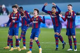 Барселона» в серии пенальти обыграла «Реал Сосьедад» и вышла в финал  Суперкубка Испании - Чемпионат