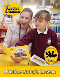 Jolly phonics and jolly grammar workshops. Phonics Sample Lesson Us By Jolly Learning Issuu