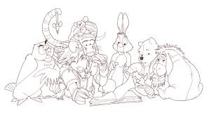 Small Picture Kingdom Hearts Coloring Pages Miakenasnet