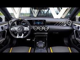 Prices, specs and full details. 2020 Mercedes Amg Cla 45 S 4matic Coupe Interior Design Youtube Mercedes A45 Amg Mercedes Amg A45 Amg