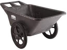 garden carts and wheelbarrows