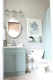 picturesque bathrooms with grey cabinets dark grey cabinets for guest bath light grey walls white trim