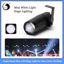 Dancing White Lights In Vision Details About Mini Led Stage Light Beam Effect White Light Spotlight Concert Club Dance Halls