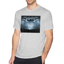 Amazon Com Motisure Dragonforce Fashion Mens Tee T Shirt