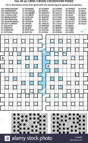 blank crossword puzzle grids printable criss cross word puzzle fill in the blanks of the crossword puzzle