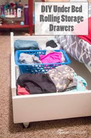 Drawers For Under Bed Best 25 Under Bed Drawers Ideas On Pinterest Bed Drawers Under