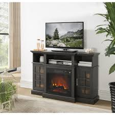 winslow electric fireplace home furniture accent prod sears fireplaces accessories long wall mounted fires with mantle