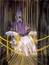 francis bacon the visual existentialist in perspective francis bacon 1 study after velazquezs portrait of innocent x