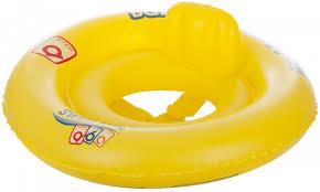 <b>Круг детский</b> Bestway жёлтый цвет — купить за 349 руб в ...
