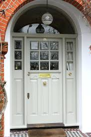grey front doorBlue Grey Front Door Porch House Paint Colors For Gray Farrow And