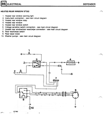 land rover defender 90 wiring diagram annavernon land rover defender 90 rear wiring diagram diagrams