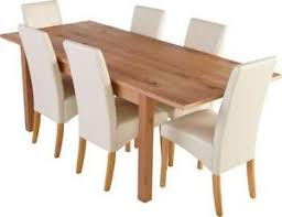 6 chair dining tables pertaining to table and chairs furniture ebay inspirations 8