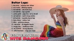 Please support the artists by buying their original music mantap!!! Lagu Dangdut Enak