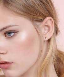 natural makeup boucles doreilles pierre plaqué or oysho you only need to know some tricks to achieve a perfect image in a short time