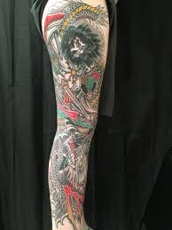Traditional Japanese Tattoo Japanese Tattoo Ideas Dallas Tattoo
