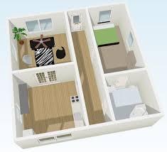 Free And Simple Online 3D Floorplanner  RoomlecomRoom Designing App