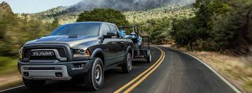 2018 Dodge Ram 1500 Towing Capacity and Engine Specs