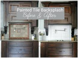 painting kitchen tile backsplash to paint a to look like tile how to paint ceramic tile painting kitchen tile backsplash how to