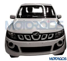 new car launches mahindraSpied  New Mahindra Canto  Quanto facelift spotted  images and