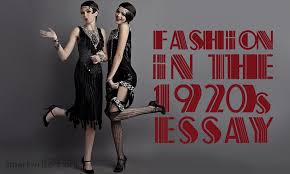 """roaring twenties essay uniqueness of women fashion people called the period after the first world war such interesting and unique s as """"roaring twenties"""" """"golden twenties"""" and """"crazy twenties"""""""