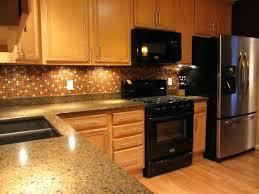 cozy kitchen countertops backsplash ideas beautiful kitchen counter ideas pictures oak kitchen cabinets with granite and black appliances orange kitchen