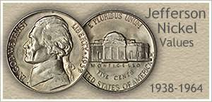 Go To Jefferson Nickel Values Coins Worth Money Coin