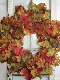 Fall Wreath Wreaths For Fall Learn To Make A Wreath