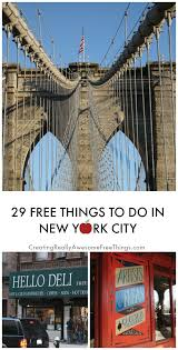 free things to do in new york city c