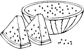 Small Picture Wonderful Watermelon Coloring Pages Cool Color 6147 Unknown