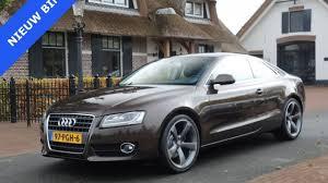 Audi A5 COUPÉ TFSI *!*19''ROTOR/SPORTSTOEL/BIXENON/NAVI*!* - YouTube