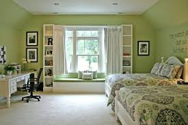 Green Color Room Designs Light Green Bedroom Walls Elegant With White Furniture Ideas