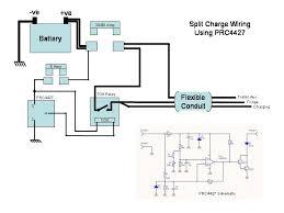towbar wiring landyzone land rover forum prc4427 split charge cct jpg