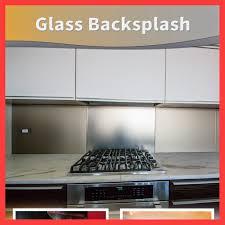 Glass Backsplash For Kitchen Glass Backsplash For Kitchen