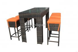 cool design of ohana patio furniture idea for outdoor dining table sets viewing gallery