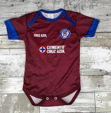Cruz Azul Baby Jersey 2020-2021 Jersey ...