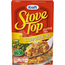 amazon stove top cornbread stuffing mix 6oz bo pack of 12 packaged stuffing side dishes grocery gourmet food