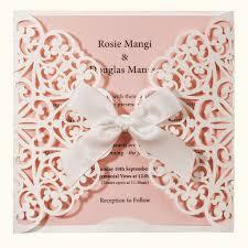 Plain Wedding Invitations Invitation Cards Designs Simple