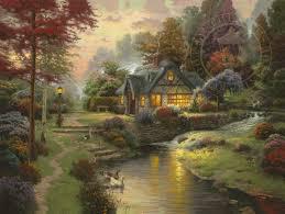stillwater cottage limited edition art