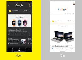 Google Server Design Google Discovers Feed Receives New Design Look With The