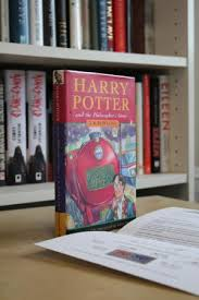 harry potter and the philosopher s stone signed rowling